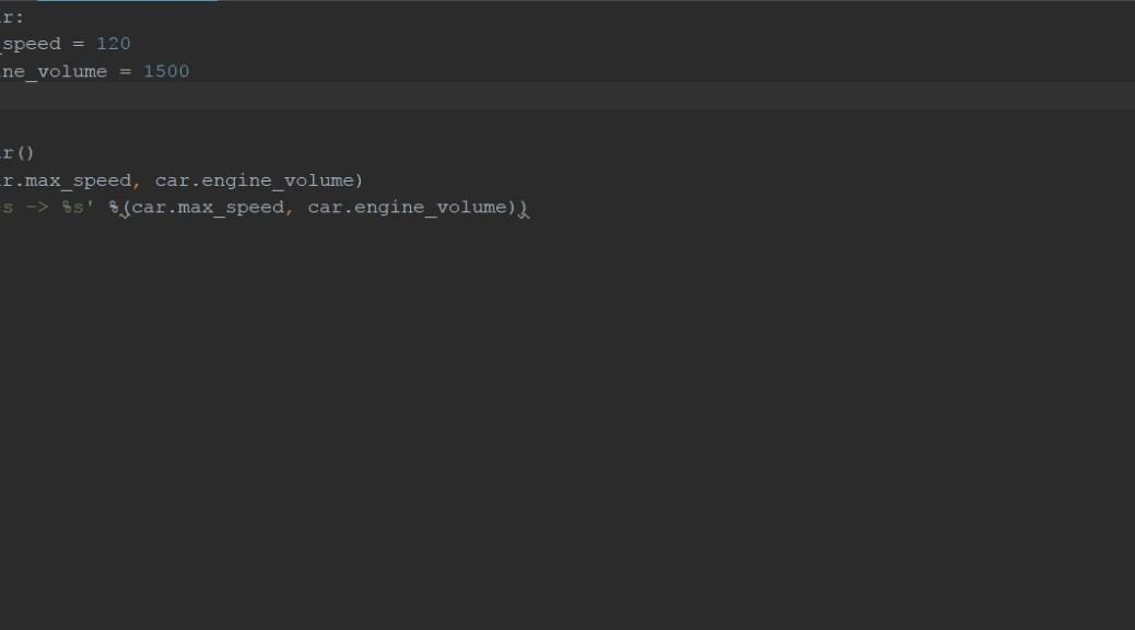 Форматирование строк в Python