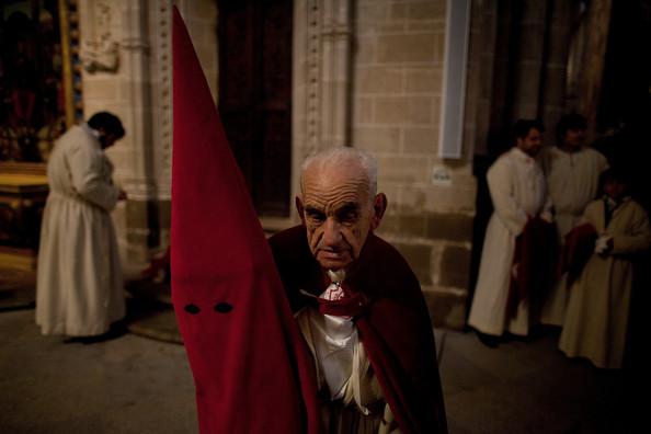 Penitents+Celebrate+Holy+Week+Zamora+Miercoles+gtd5OFwwfOHl