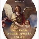 Martes dedicado a nuestro Ángel Custodio