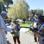 Arrojan al Tíber los ídolos amazónicos usados en ceremonias paganas en Roma