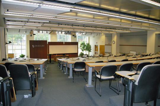 Classrooms Teaching  Media  Duke University School of Law