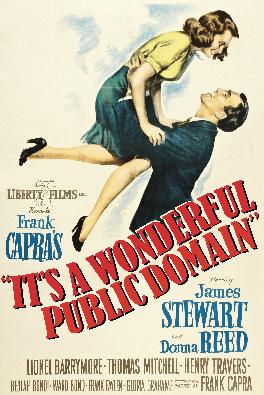 It's a Wonderful Public Domain