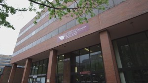UDC Law building