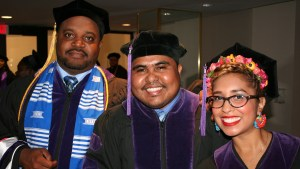 UDC Law students at graduation