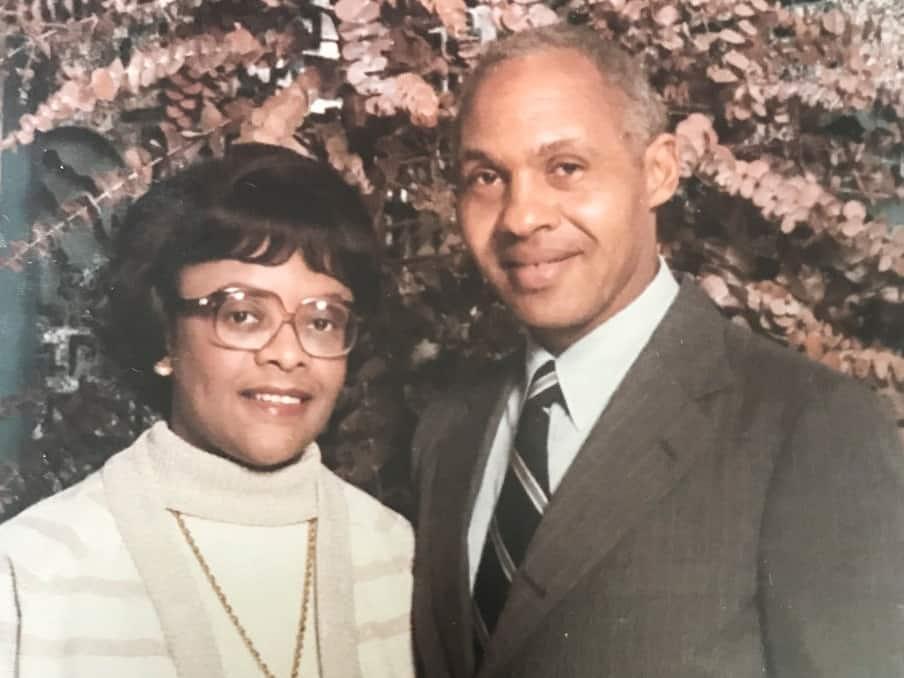 William and Elaine Pryor