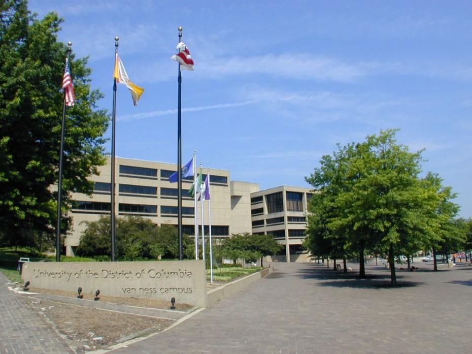 UDC's Van Ness Campus 2003