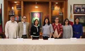 Law Center Inks MOA with PIDS