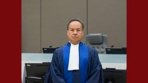 Dean Pangalangan Retires from the International Criminal Court