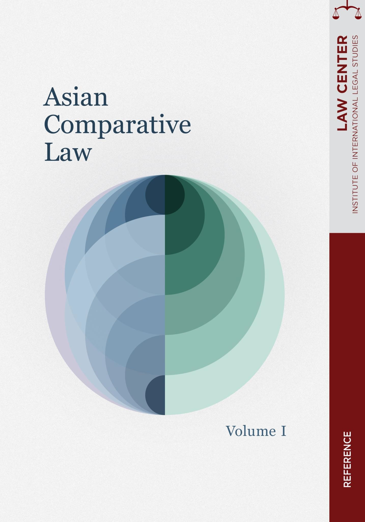 Asian Comparative Law Project Virtual Book Launch