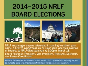 NRLFElection