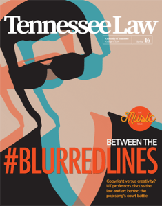 Tennessee Law, Spring 2016
