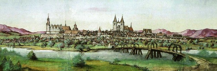 Wittenberg, Germany in the time of Martin Luther