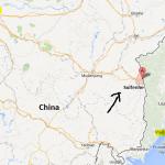Suifenhe_Map
