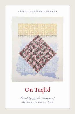 On Taqlid