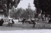 Lounging and Learning, Haram al-Sharif