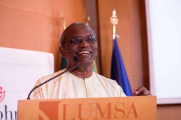 Professor Abdullahi Ahmed An-Na'im
