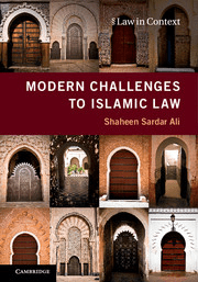 Modern Challenges to Islamic Law.png