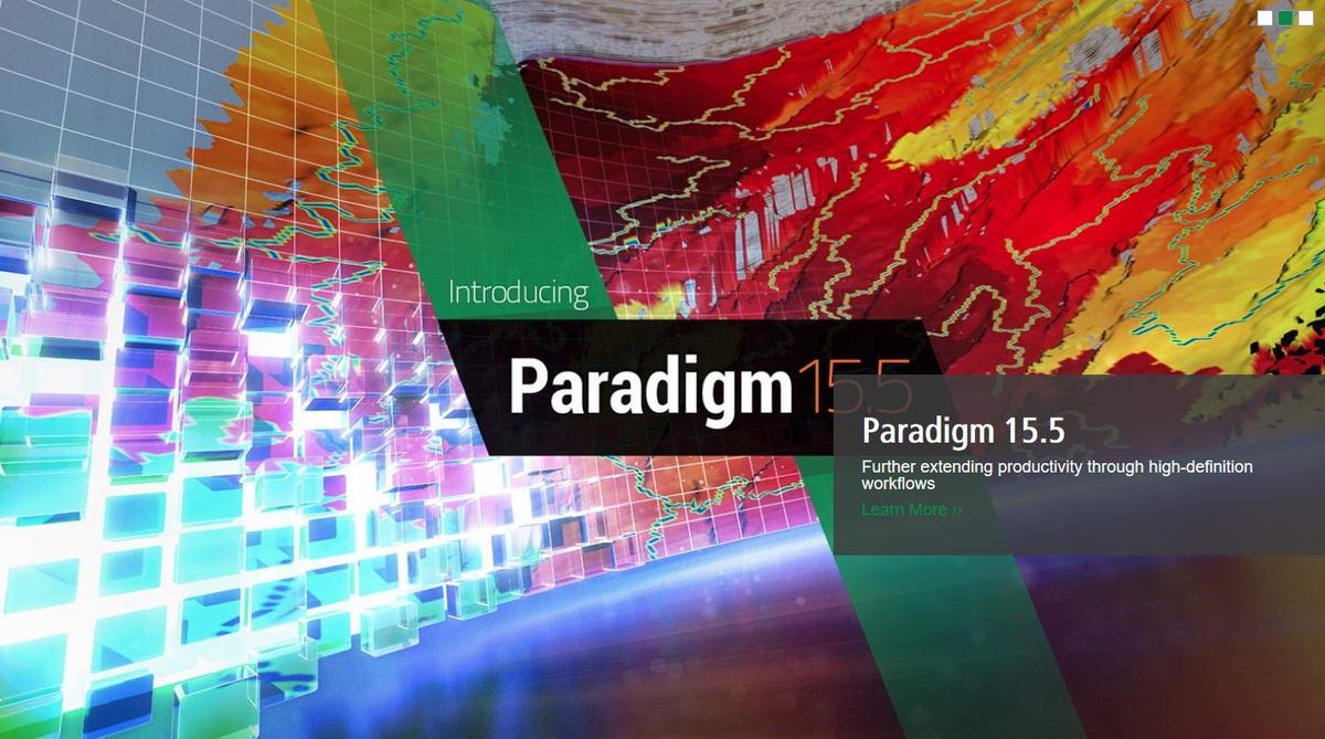 Paradigm Web (Copyright: Paradigm)
