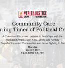 VIDEO: Community Care During Times of Political Crisis