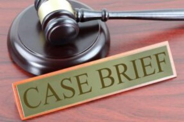 Case Brief: Lalita Kumari v Govt. of  U.P & Others