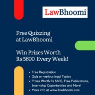 Free Quiz at lawbhoomi