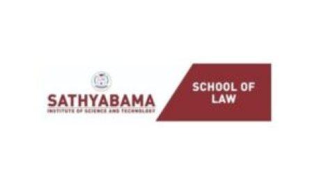 sathyabama school of law