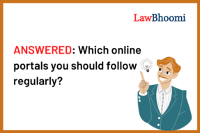 ANSWERED: Which online portals you should follow regularly?