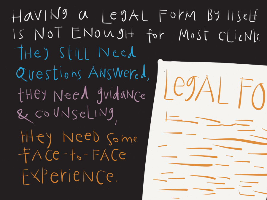 Legal Design - Legal Forms - counseling