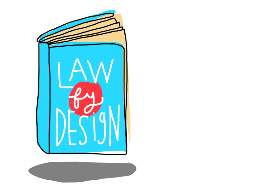Law By Design Book Image