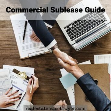 commercial-sublease-agreement-real-estate-lease-lawyer