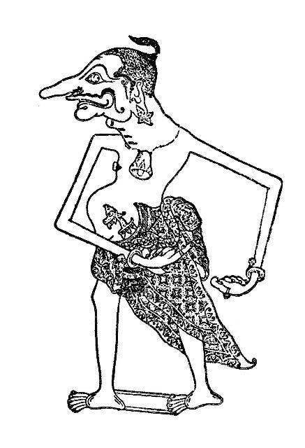 Petruk dan Makna Filosofisnya  Ronggolawe