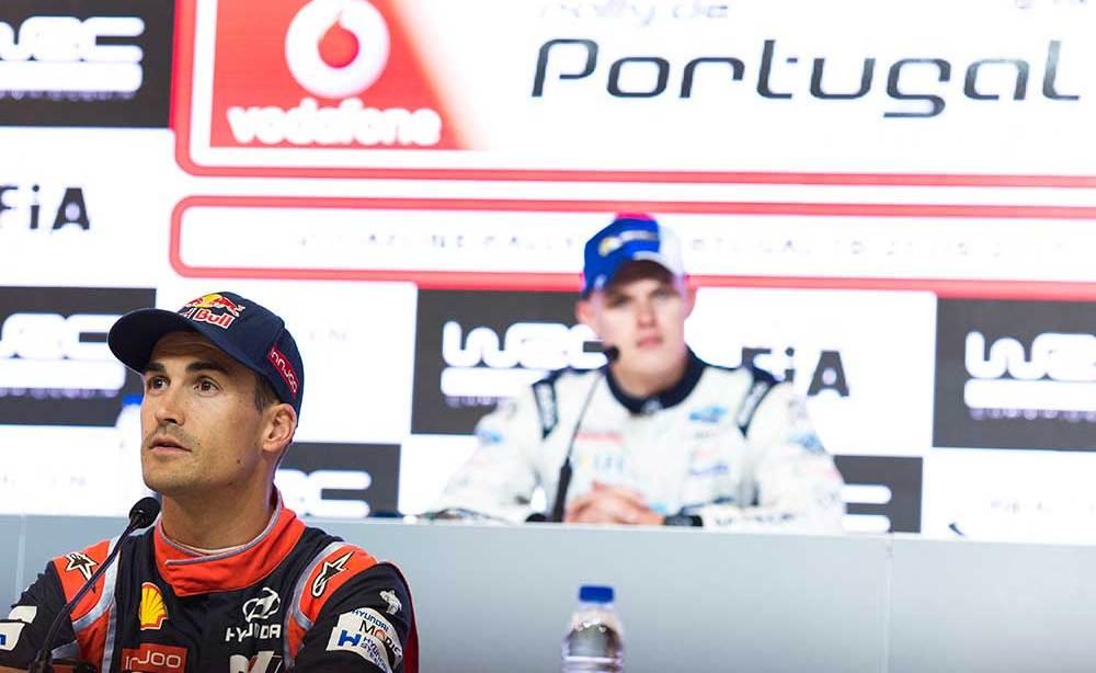 Dani Sordo – Rallye de Portugal