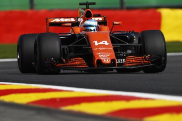 Glenn Dunbar © LAT Images / McLaren HondaF1