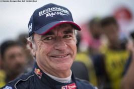Carlos Sainz ganador del Dakar 2018