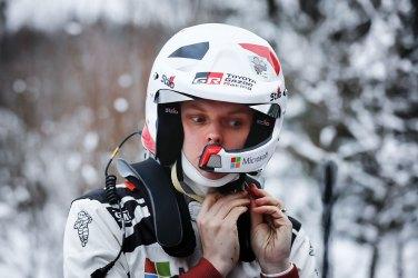 Tanak Suecia jueves © Toyota Gazoo Racing WRC/ McKlein6