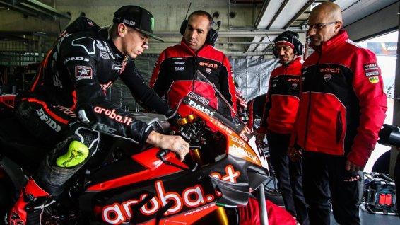 Scott Redding (Aruba.it Racing - Ducati)