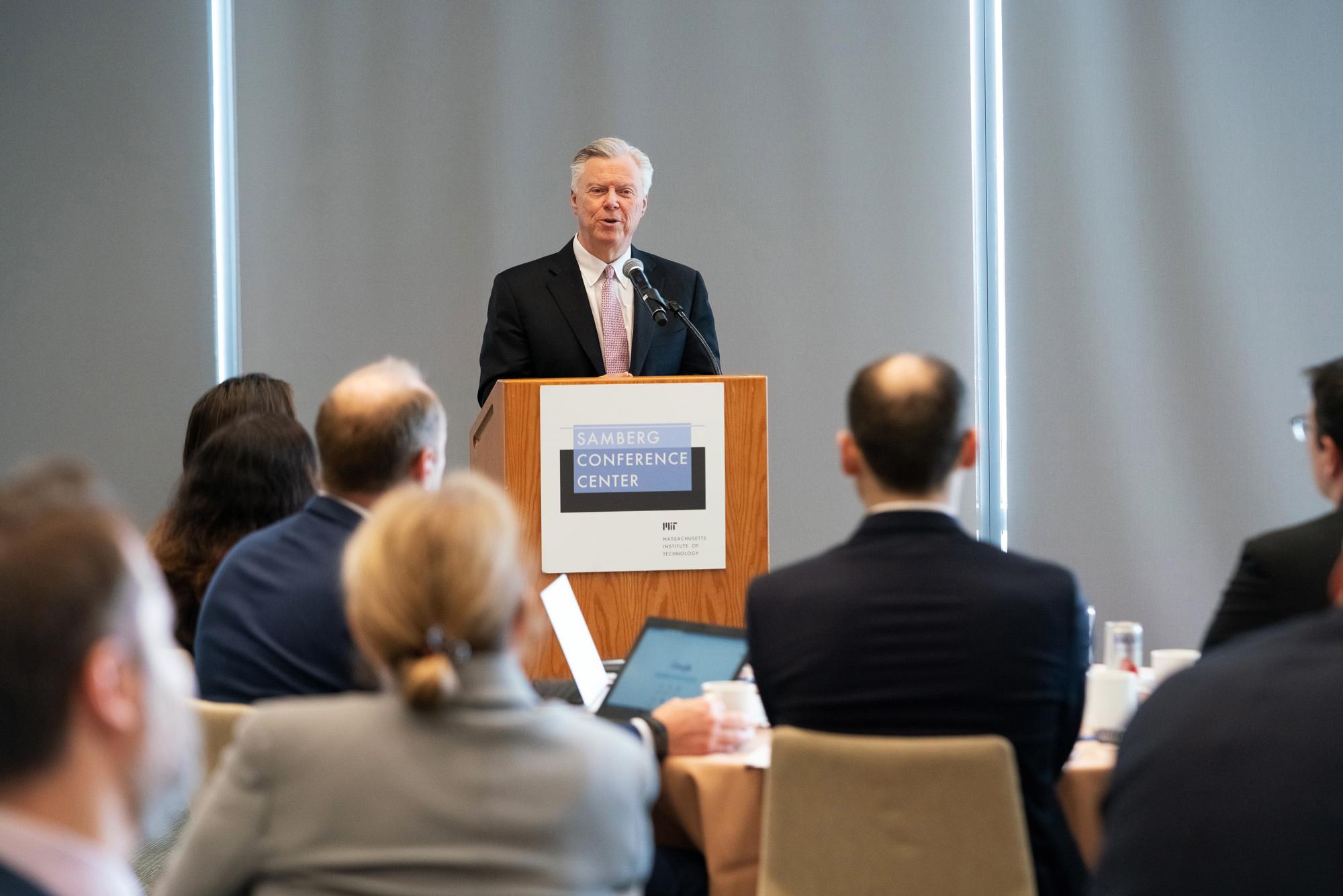 2019 L&ES - David Schmittlein - Remarks