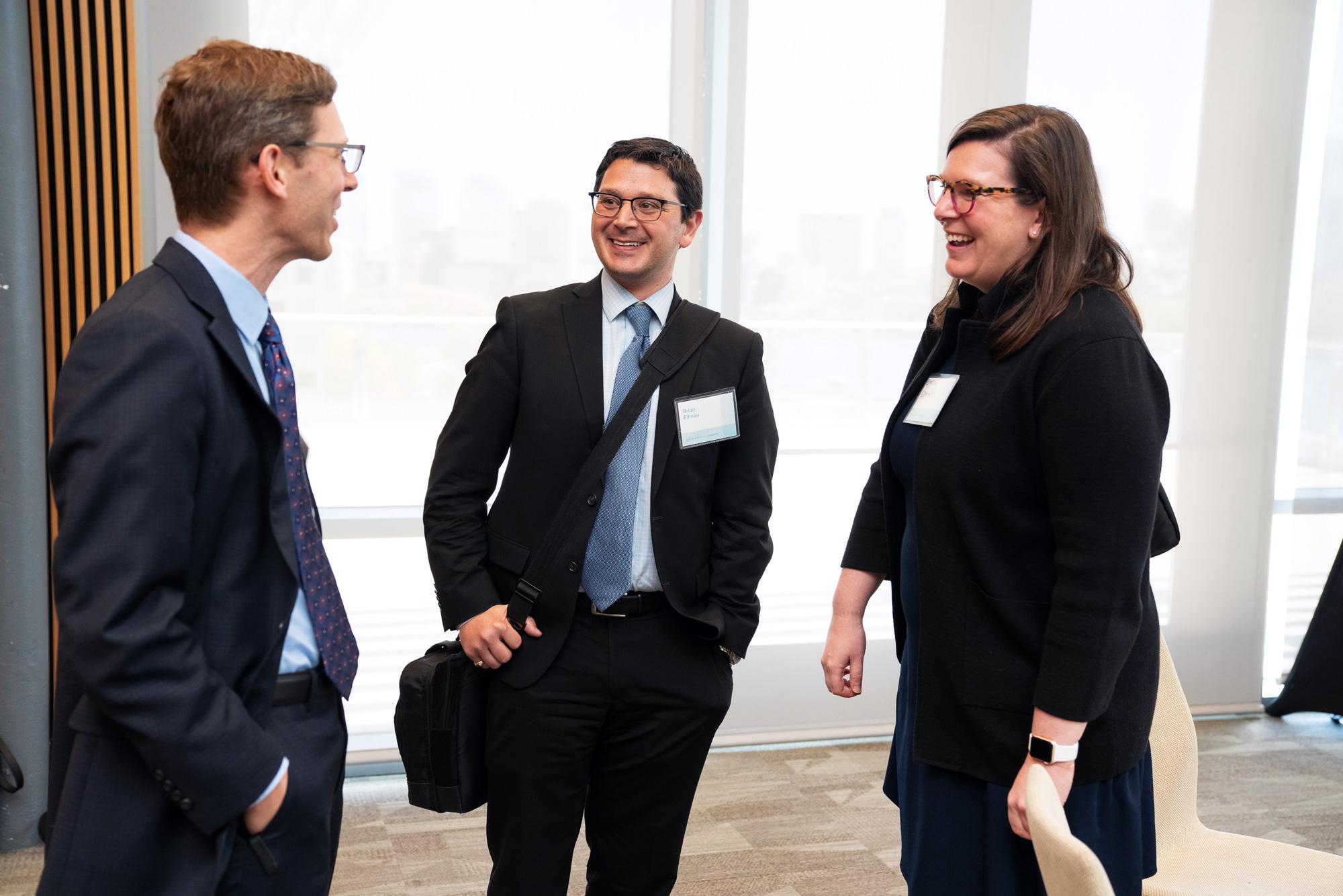 2019 L&ES - Richard Mortimer, Brian Ellman, and Emily Cotton