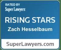 Zach Hesselbaum Super Lawyers