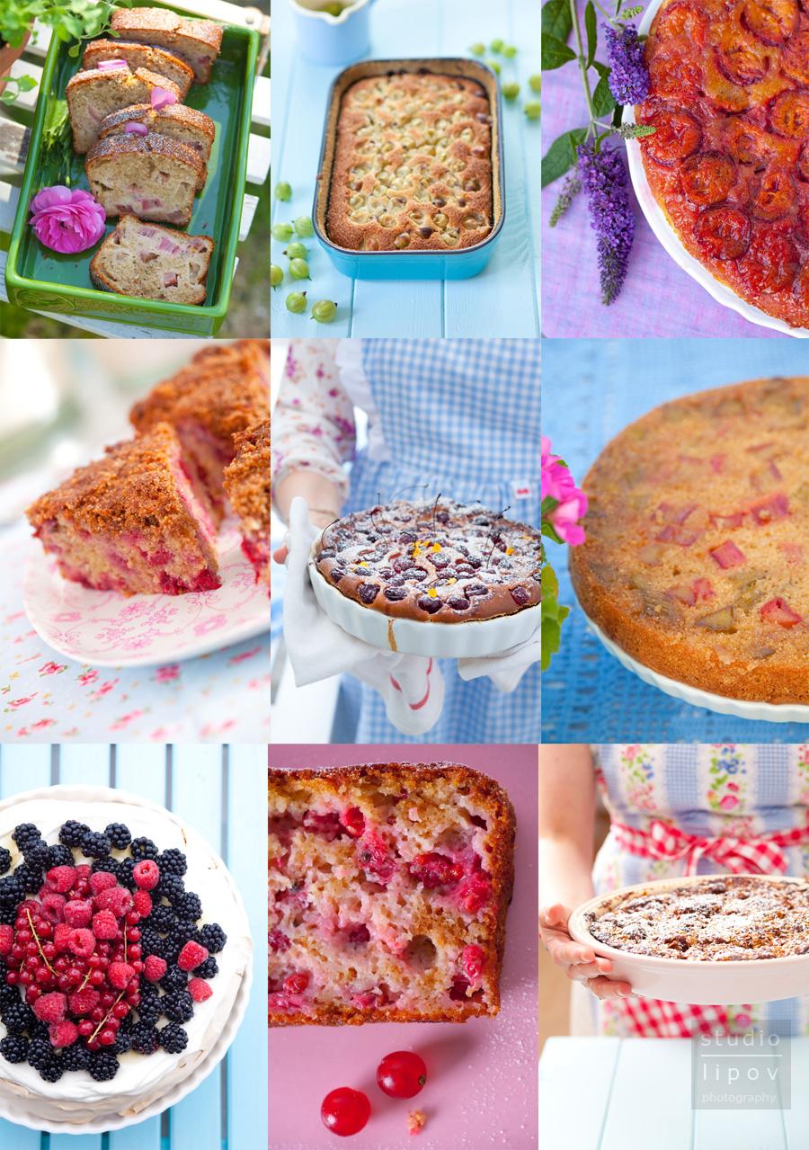 Ciasta z owocami. Które wybierasz?