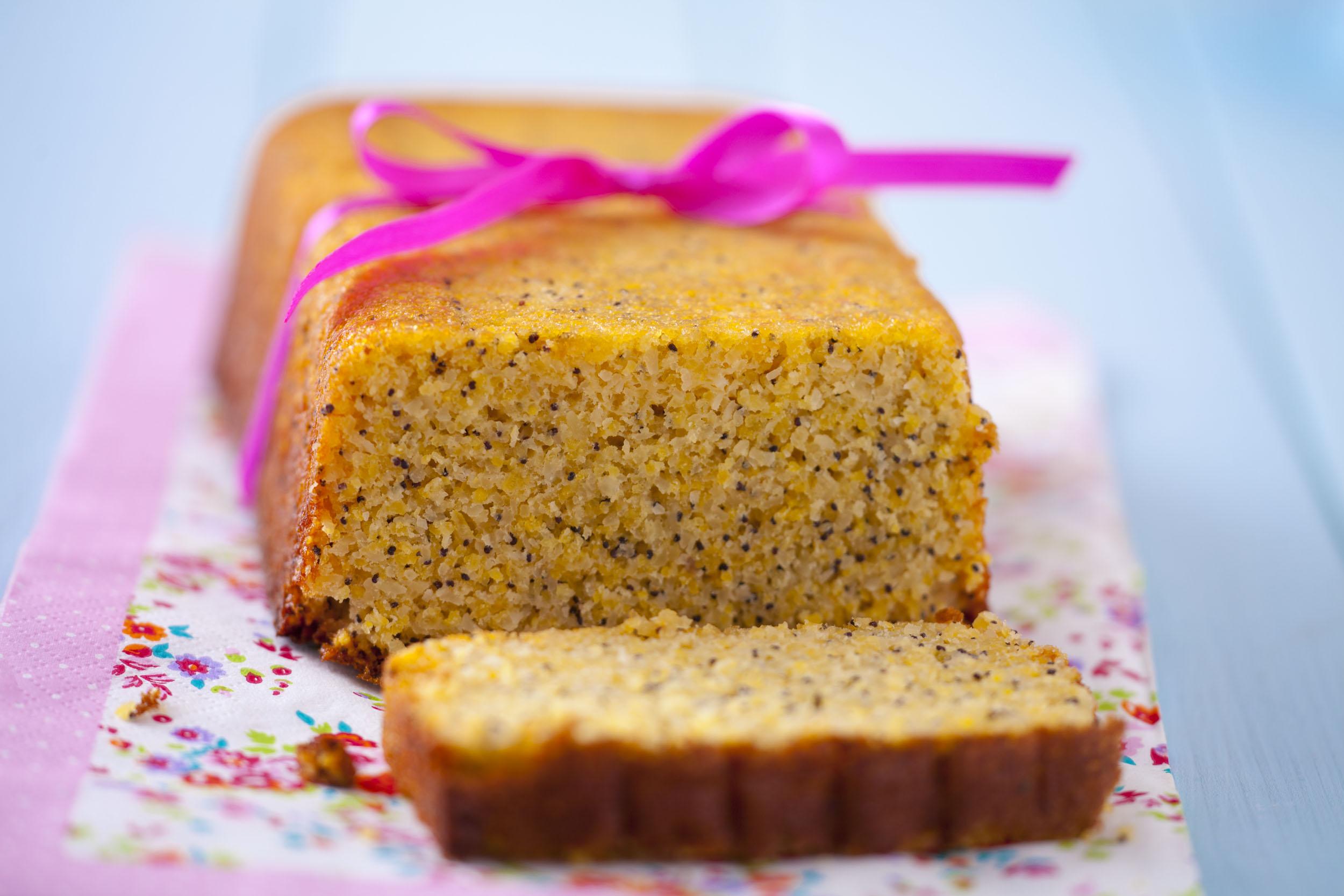 Bezglutenowe ciasto cytrynowe ze słoika. Eat Me!