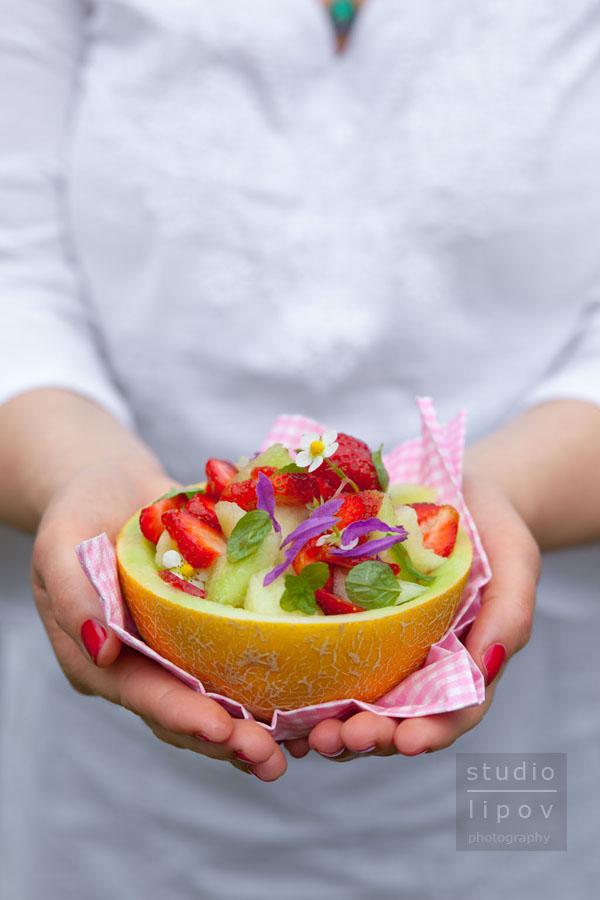 sałatka z melonem i truskawkami_1