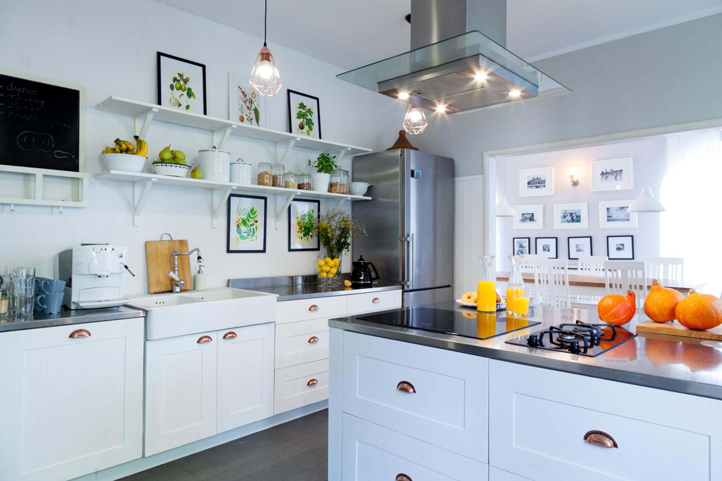 Lifting mojej kuchni – realizacja. Dużo zdjęć!
