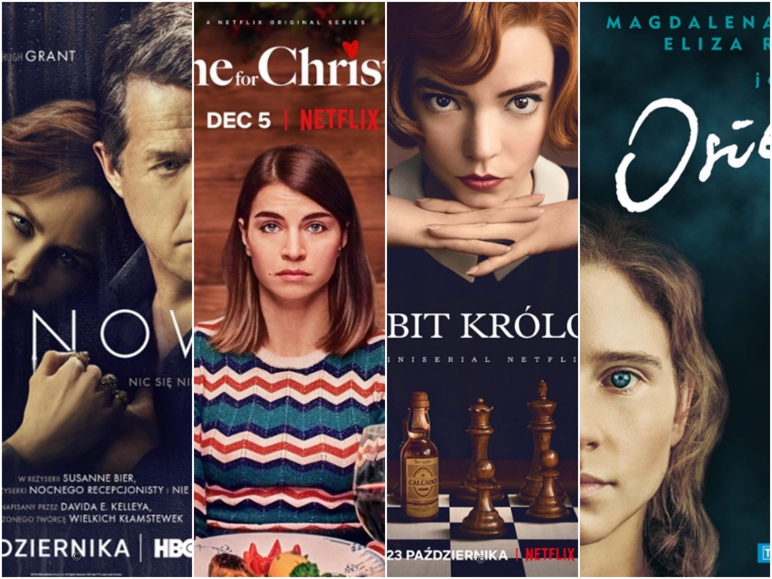Siedem seriali które polecam na koniec roku