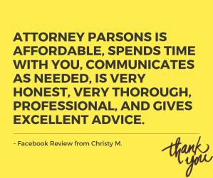 Client Praise Testimonial