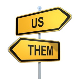 Us versus them mentality in law firm