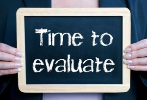 Law firm employment evaluations