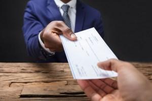 Salary range in law firm job offer