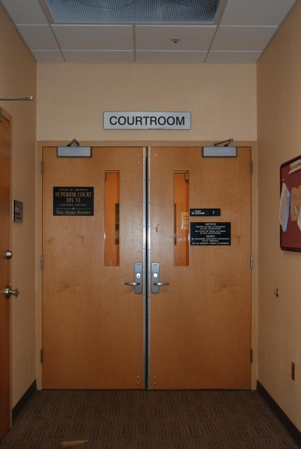 Cochise County Arizona Court - Year of Clean Water