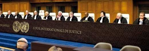 ICJ Judges